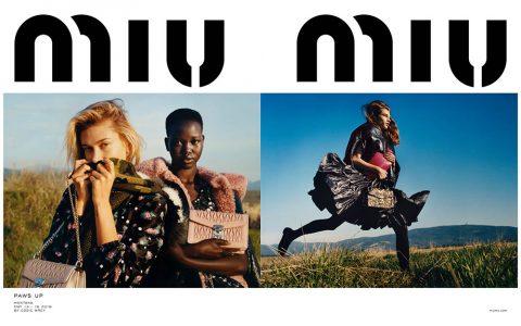 Miu Miu Fall Winter 2019 Campaign