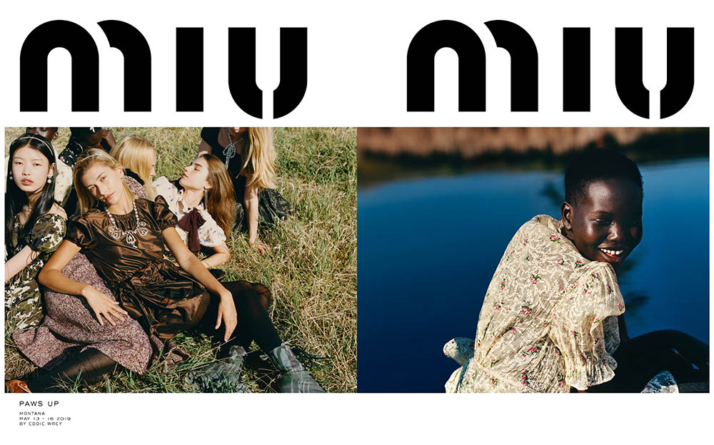 Miu Miu Fall Winter 2019 Campaign