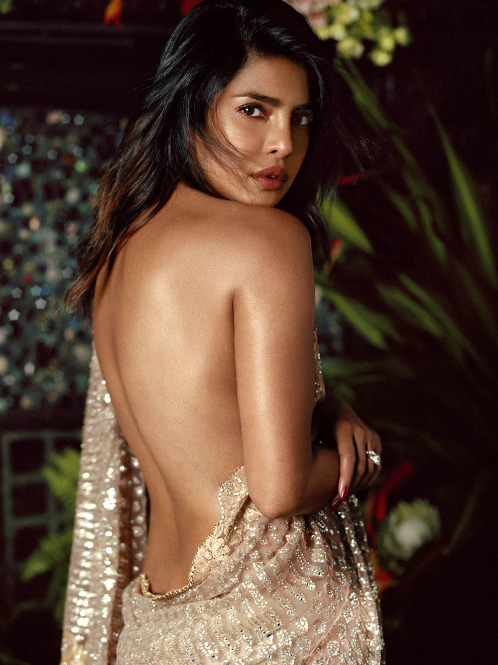 Priyanka Chopra covers Instyle US July 2019 by Robbie Fimmano