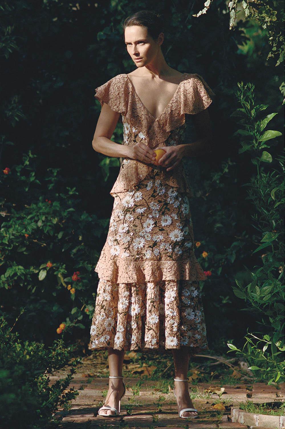 Tasha Tilberg by Jean Pierrot for Porter Magazine Summer Escape 2019