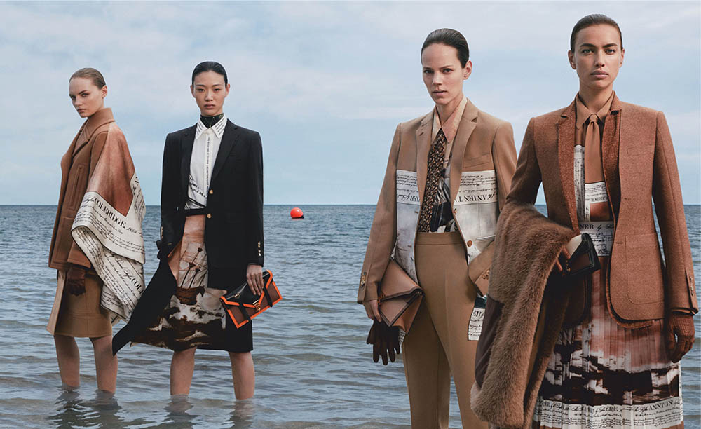 Burberry Fall Winter 2019 Campaign