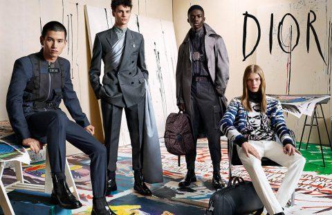 Dior Men Fall Winter 2019 Campaign