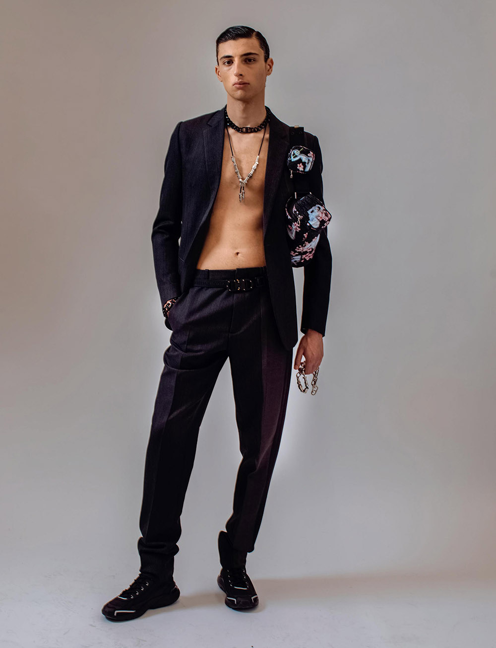 ''Dior Monsieur'' by Bilal El Kadhi for Lui Magazine Summer 2019