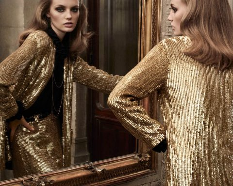 Fran Summers by Hedi Slimane for Vogue Paris August 2019