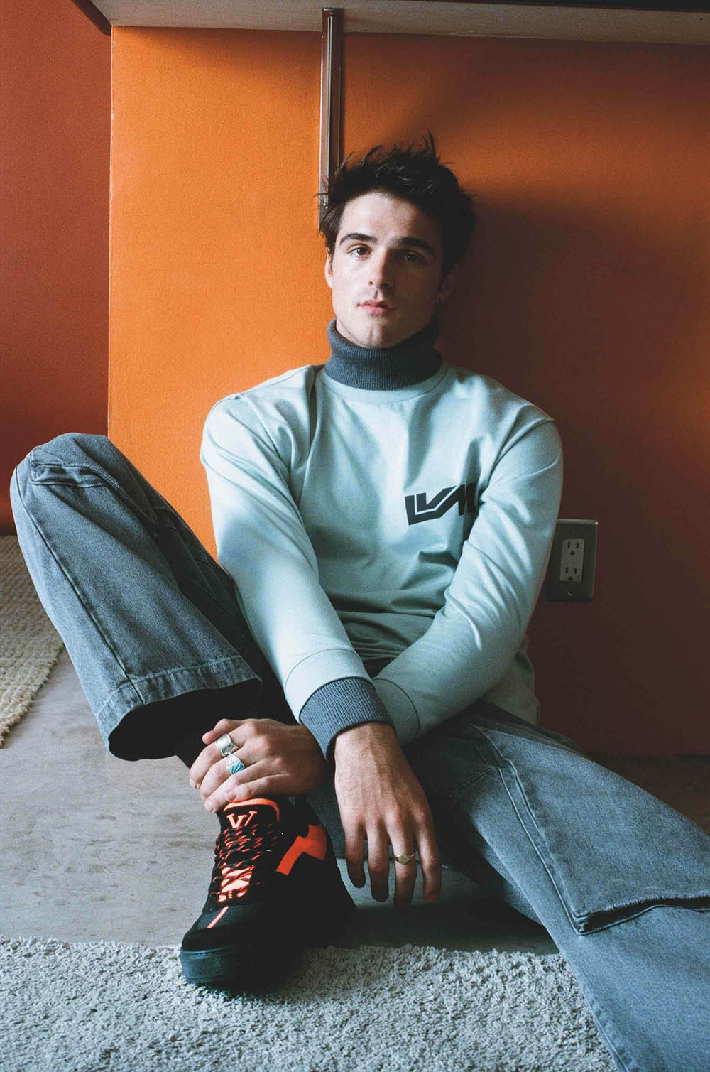 Jacob Elordi covers Wonderland Magazine Summer 2019 by Luke Abby