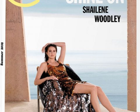 Shailene Woodley covers C Magazine Summer 2019 by Caitlin Cronenberg