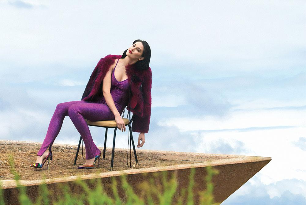 Shailene Woodley covers C Magazine Summer 2019 by Caitlin Cronenberg