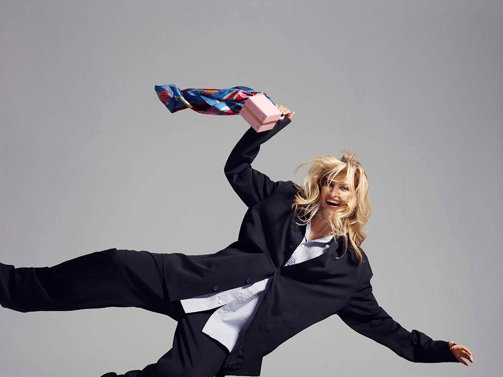 Tereza Maxova covers Vogue Czechoslovakia August 2019 by Bryan Adams