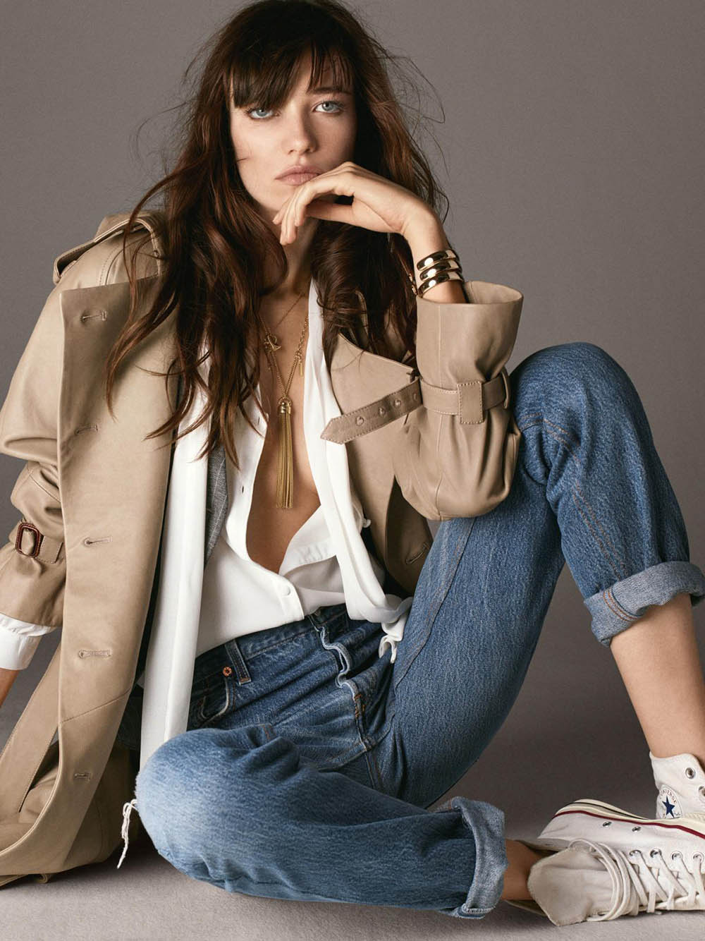 ''Affaire de Styles'' by Christian MacDonald for Vogue Paris September 2019