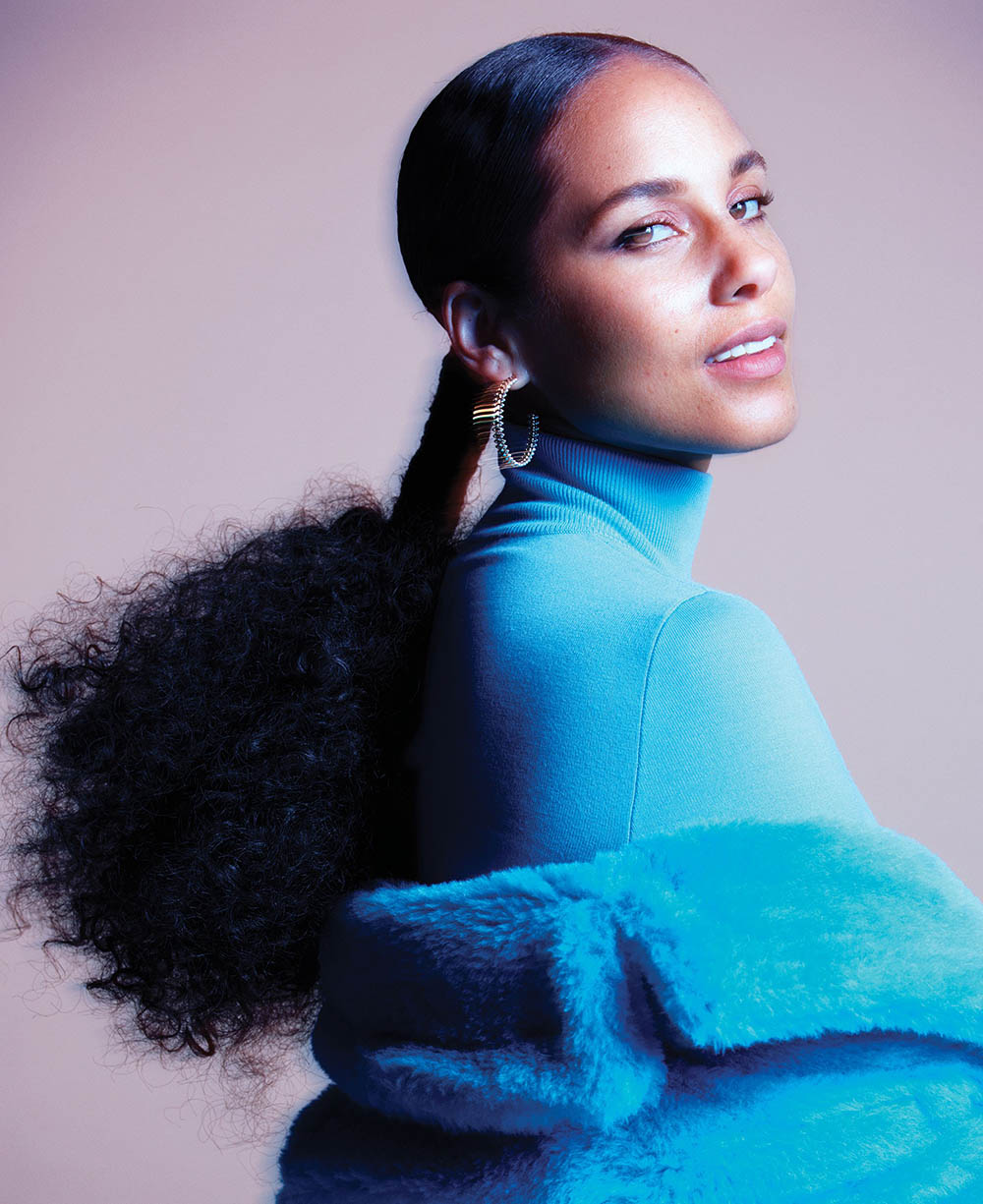 Alicia Keys and Christy Turlington cover Harper's Bazaar US September 2019 by Mario Sorrenti
