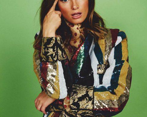 Ava Smith by Rafa Gallar for Elle Spain September 2019