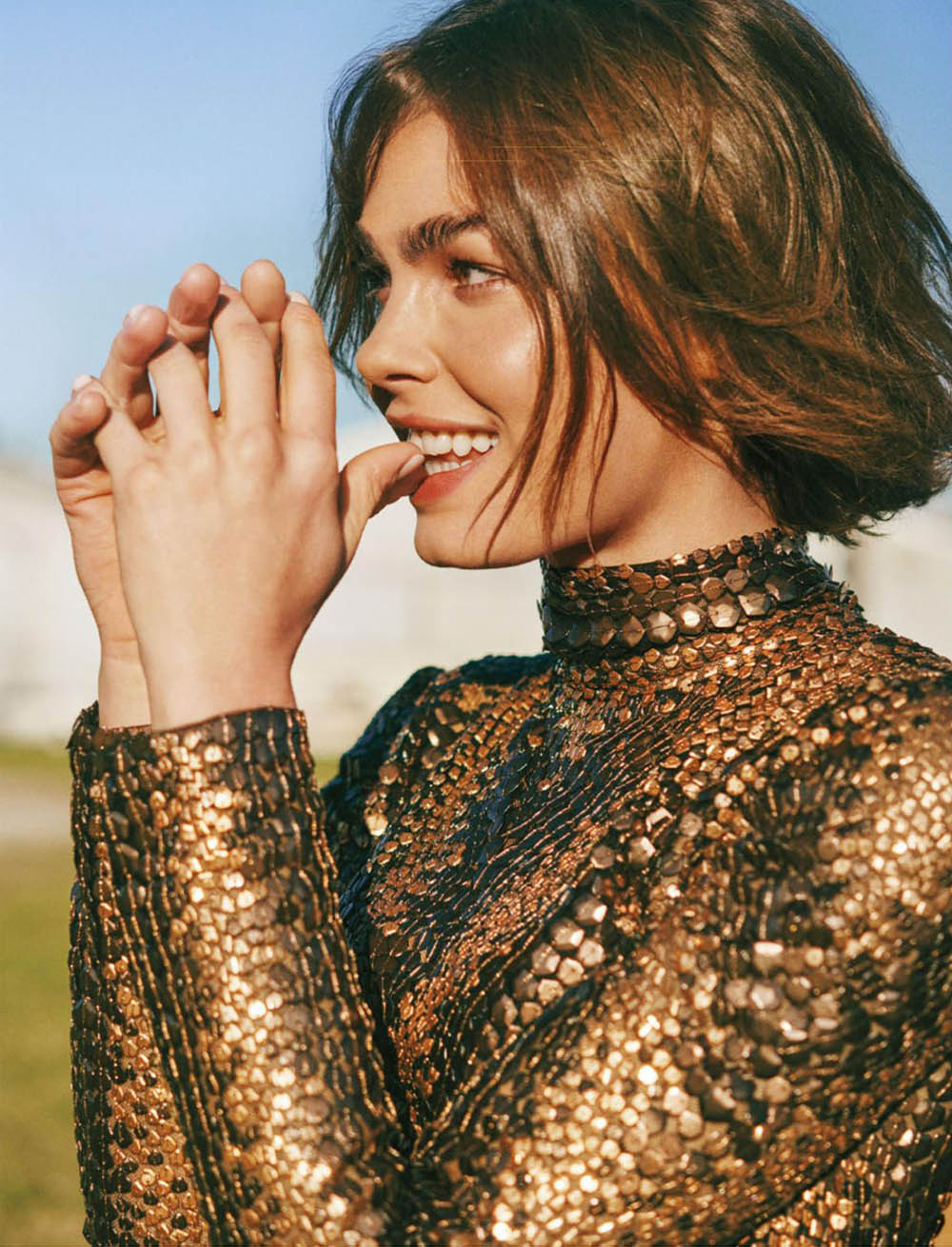 Bambi Northwood-Blyth by Nick Riley Bentham for Elle Mexico September 2019