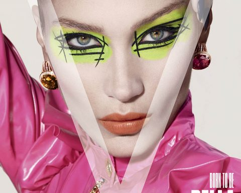 Bella Hadid covers V Magazine Fall 2019 by Mert & Marcus