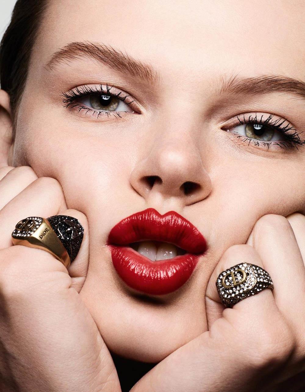 Cara Taylor by Ben Hassett for Vogue Paris September 2019
