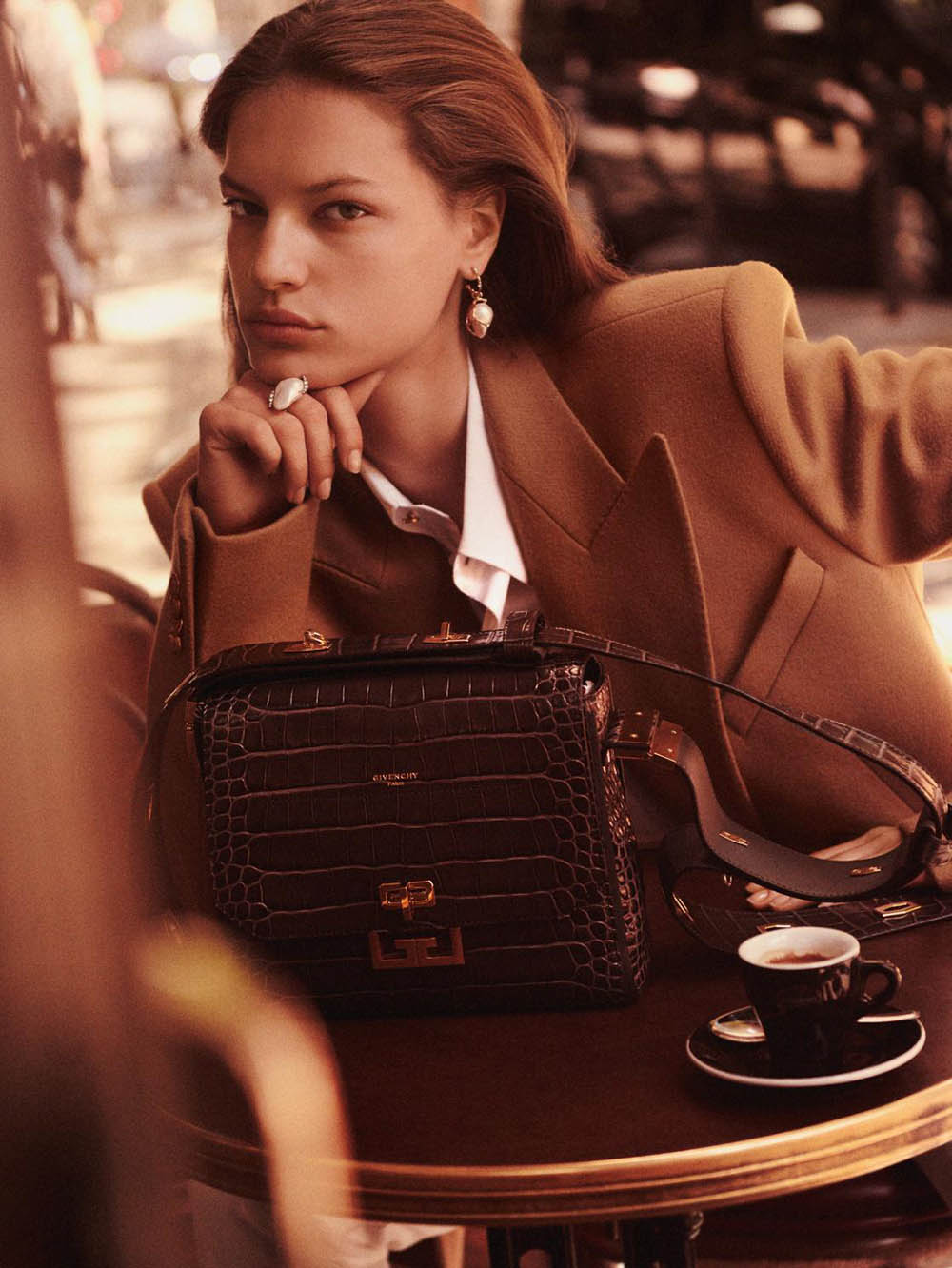 Faretta Radic by Mel Bles for Vogue Paris September 2019