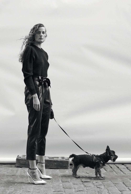 Felice Noordhoff by Billy Kidd for Numéro September 2019