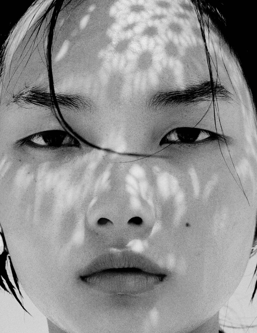 Ling Ling by Ina Lekiewicz for Vogue Portugal September 2019