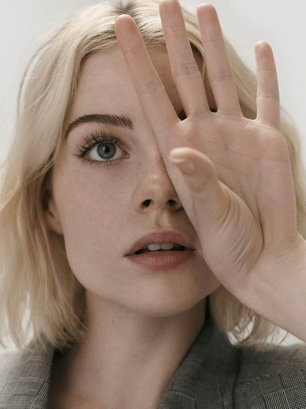 Lucy Boynton covers Porter Edit September 20th, 2019 by Nicolas Kantor