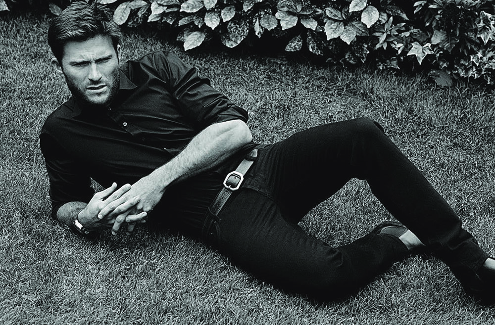 Scott Eastwood by Philip Gay for GQ Italia September 2019