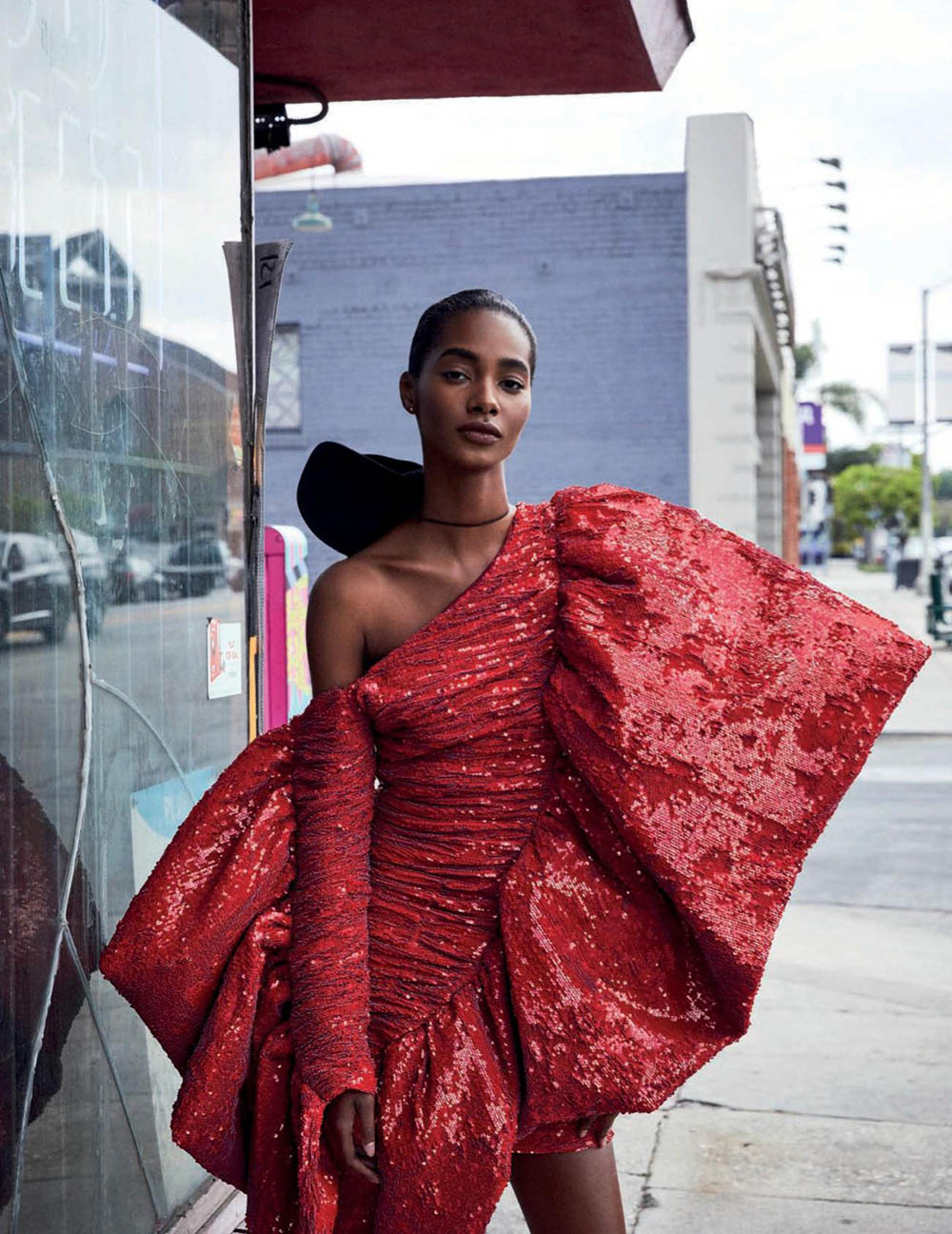 Tami Williams by Alvaro Beamud for Vogue Spain September 2019