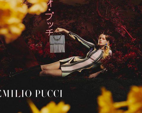 Emilio Pucci Fall Winter 2019 Campaign
