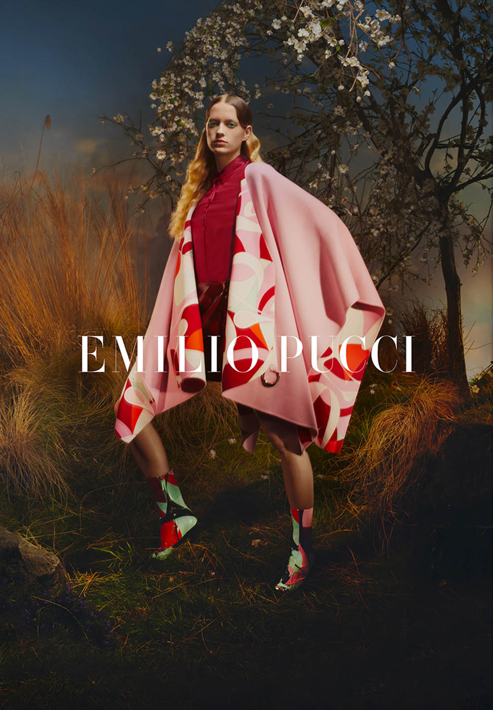 Emilio Pucci Fall Winter 2019 Campaign