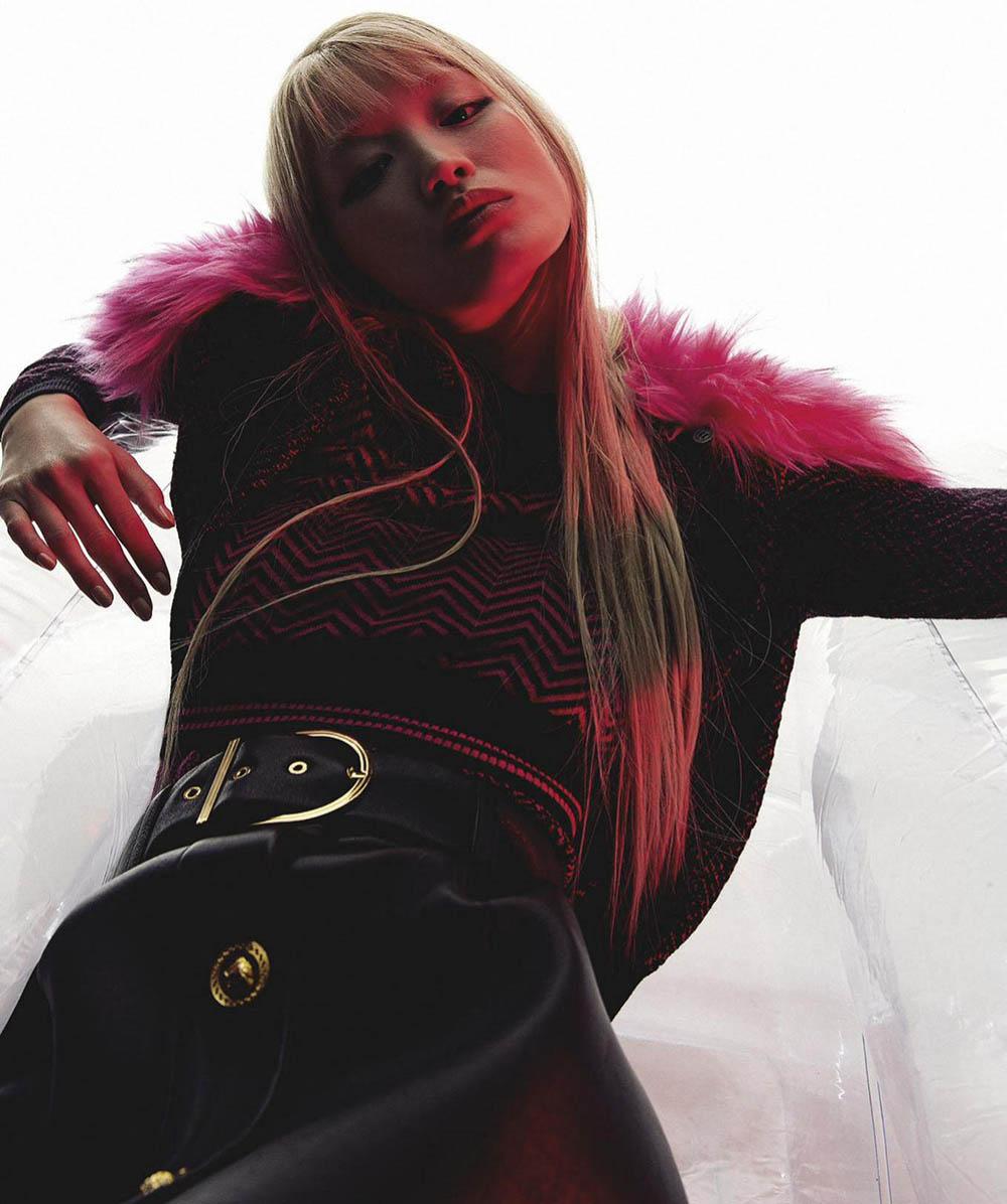 Fernanda Ly by Jesse Lizotte for Vogue Australia October 2019