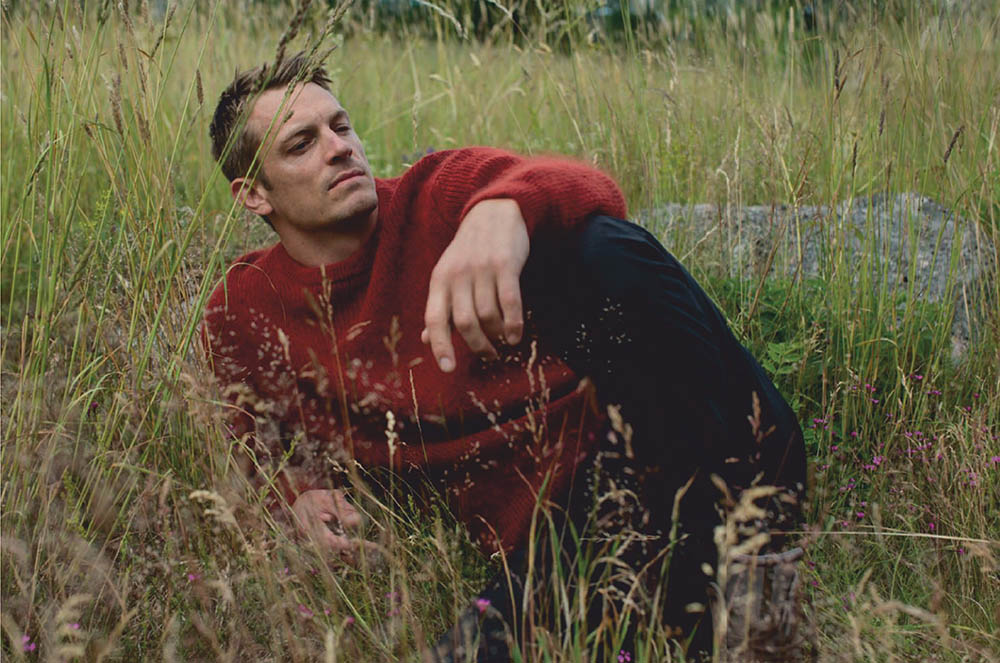 Joel Kinnaman by Lorenzo Agius for Esquire Spain October 2019