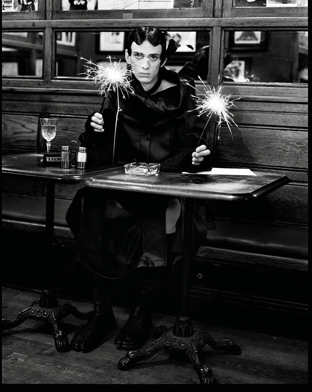 ''Rêveurs Annonymes'' by Alasdair McLellan for Vogue Hommes Paris Fall Winter 2019