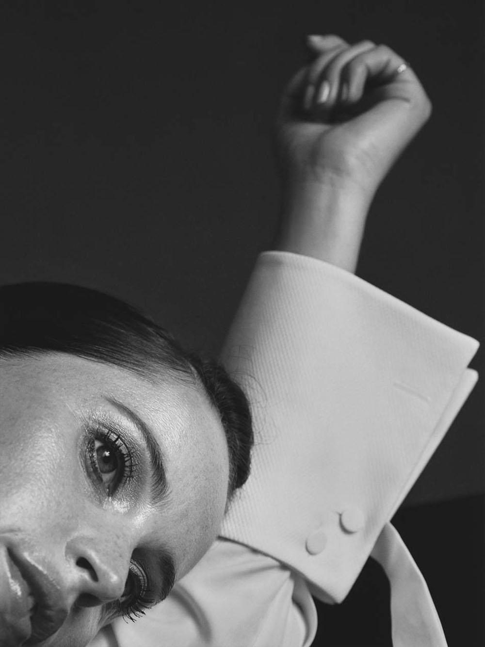Felicity Jones covers Porter Magazine November 1st, 2019 by Ben Weller