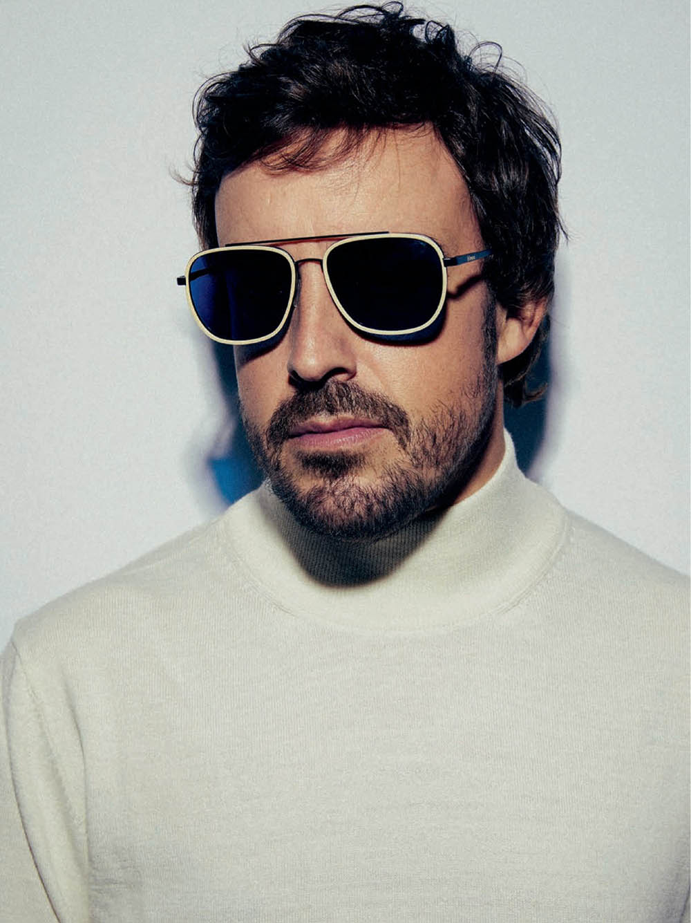 Fernando Alonso covers GQ Spain November 2019 by Adrià Cañameras