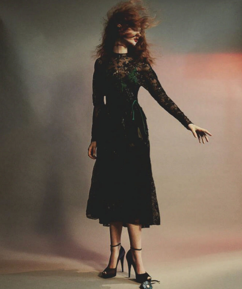 Grace Simmons by Levon Baird for Vogue Australia November 2019