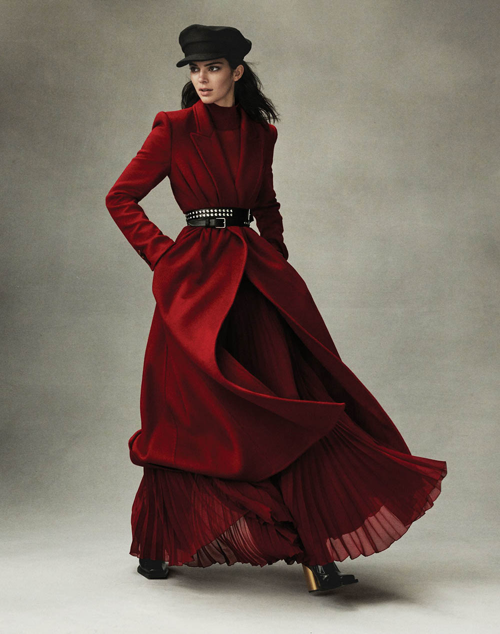 Kendall Jenner by Daniel Jackson for Vogue US November 2019