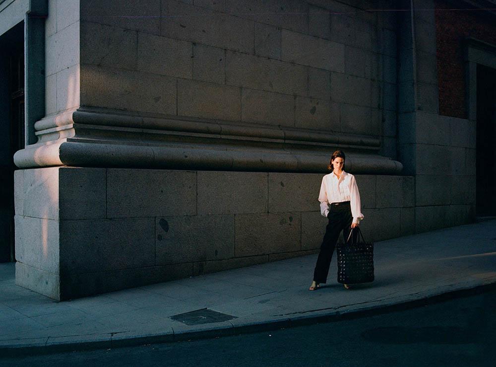 Miriam Sanchez by Luca Campri for Vogue Spain November 2019