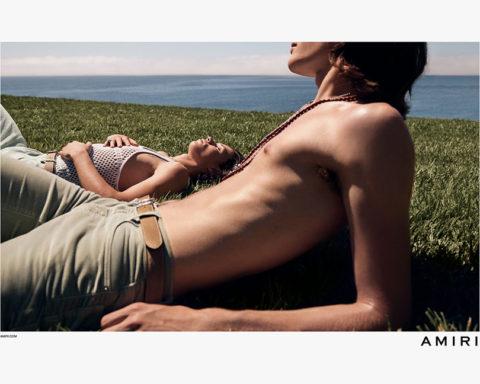 AMIRI Spring Summer 2020 Campaign