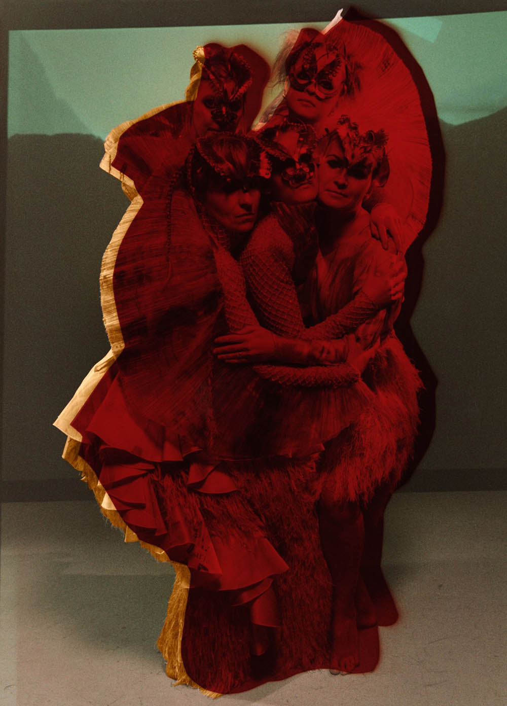 Björk covers Dazed Magazine Winter 2019 by Harley Weir