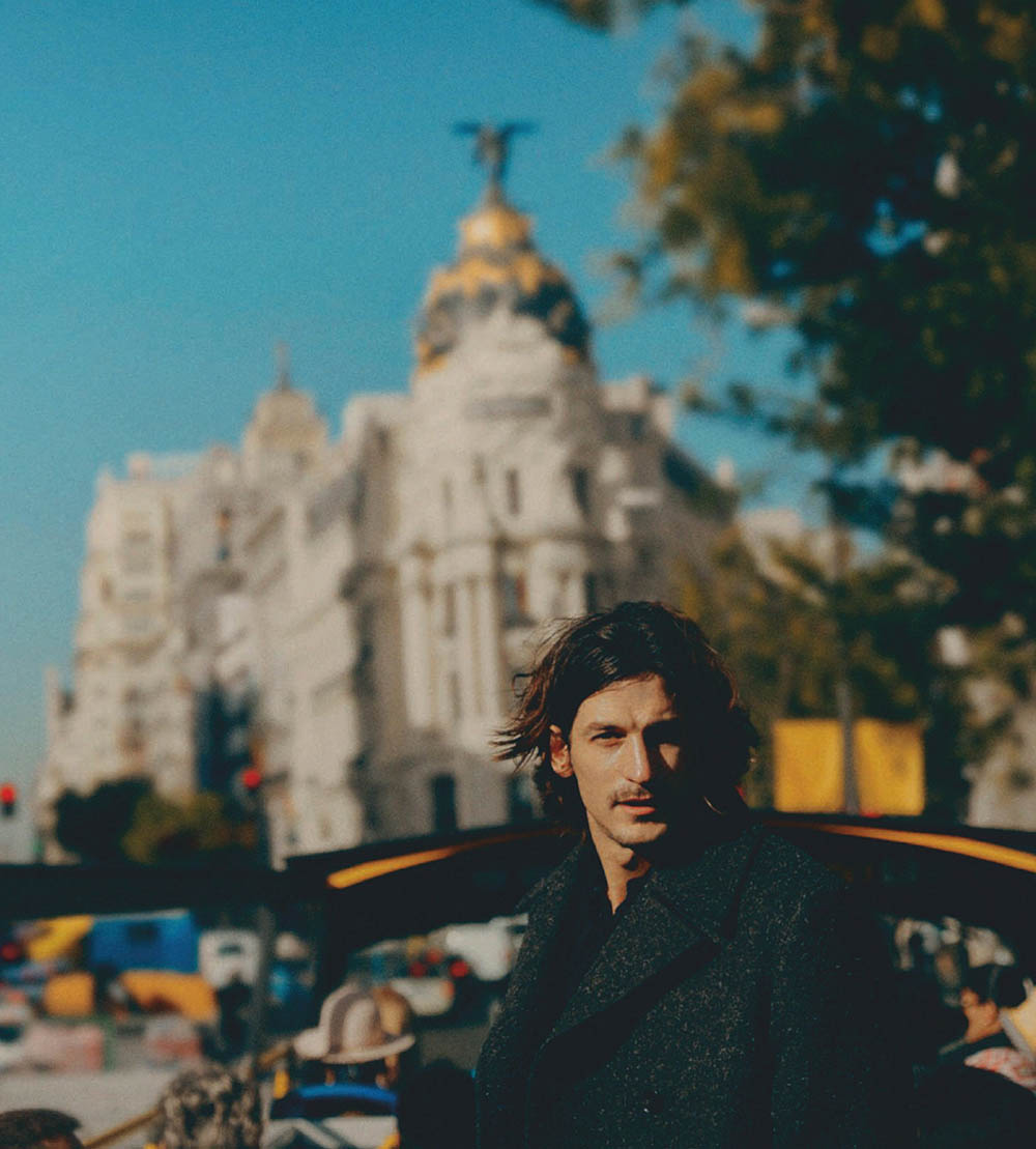 Jarrod Scott by Javier Biosca for Esquire Spain December 2019