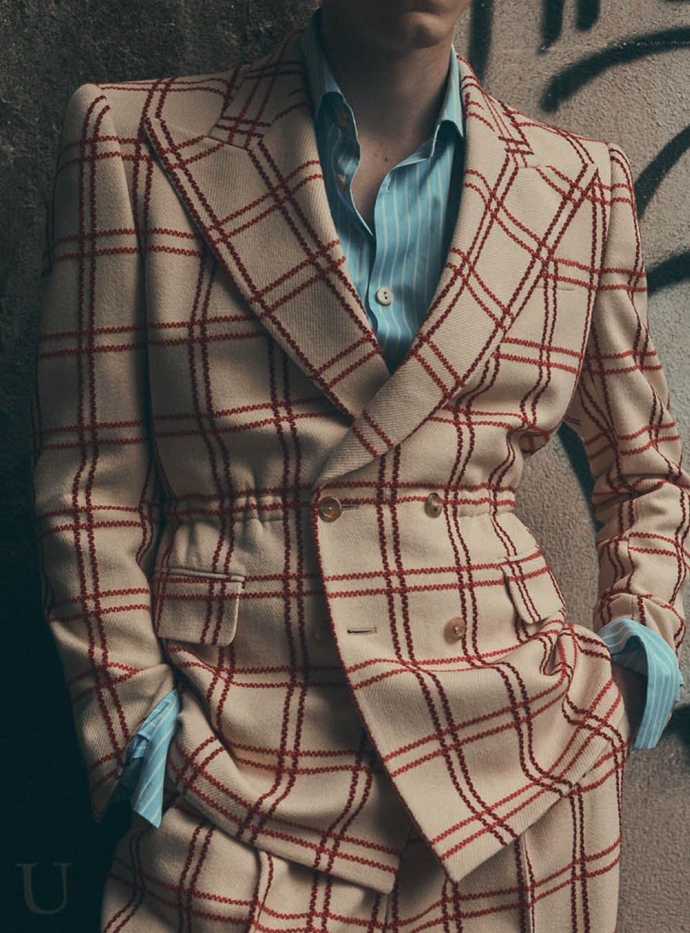 Leigh Kimmins by Stefano Galuzzi for GQ Spain December 2019