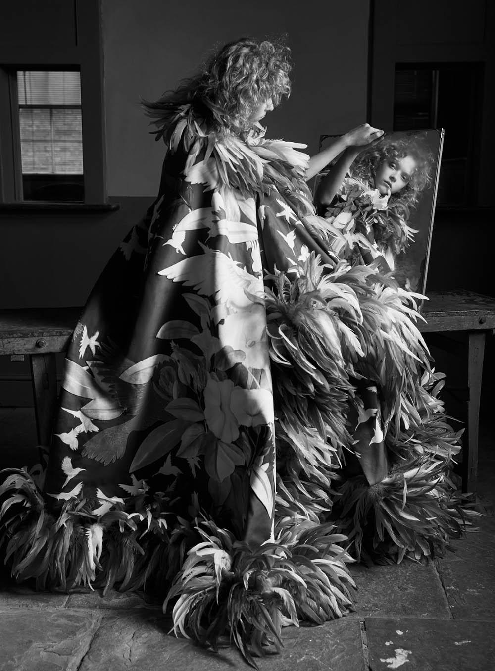 Lily Nova by Sølve Sundsbø for V Magazine Winter 2019