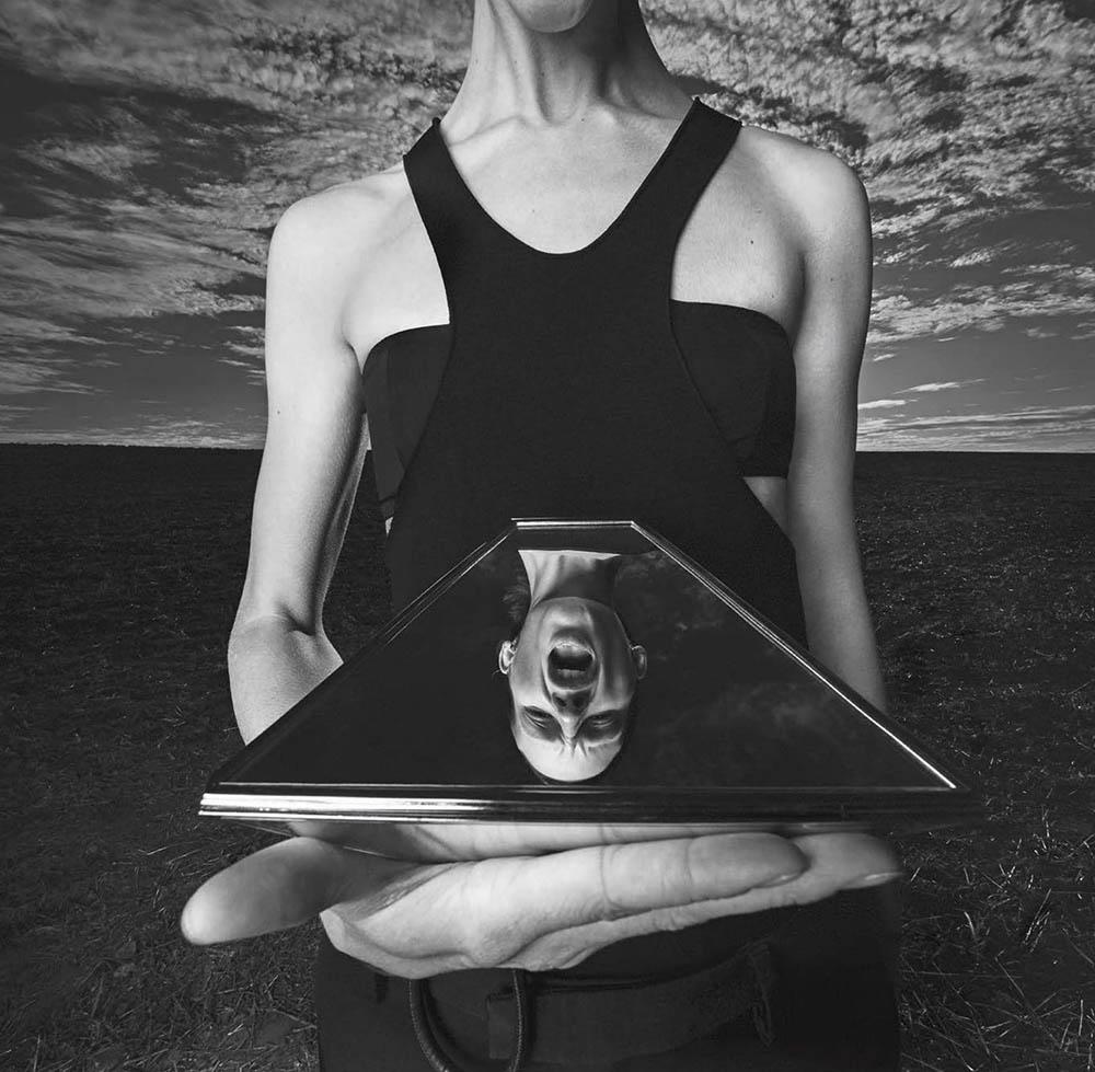 Sara Blomqvist by Julien Martinez Leclerc for Vogue Italia December 2019