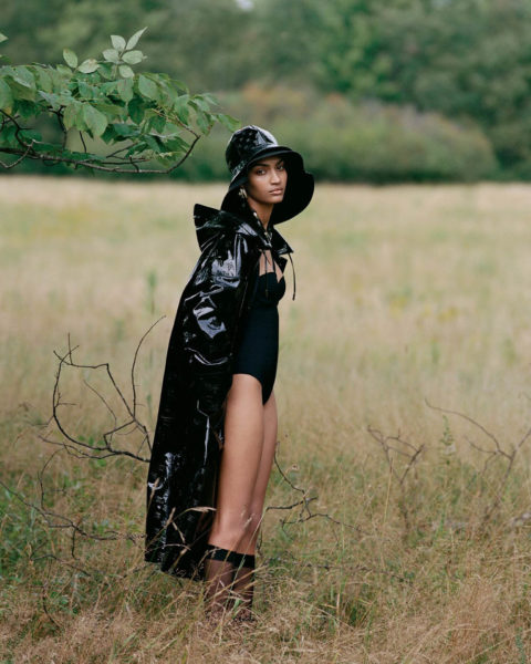 Anyelina Rosa by Matthew Sprout for Vogue Mexico & Latin America January 2020