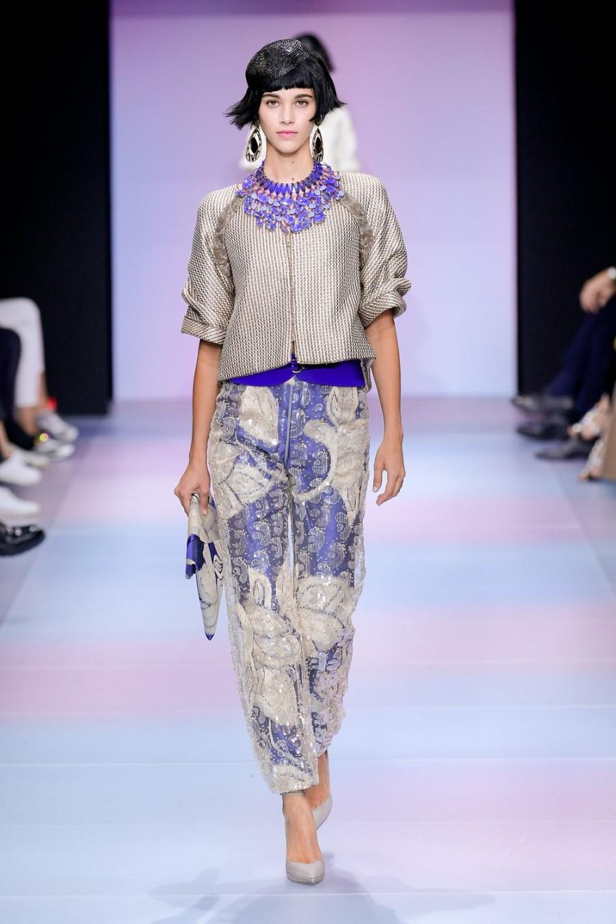 Armani Privé Haute Couture Spring Summer 2020