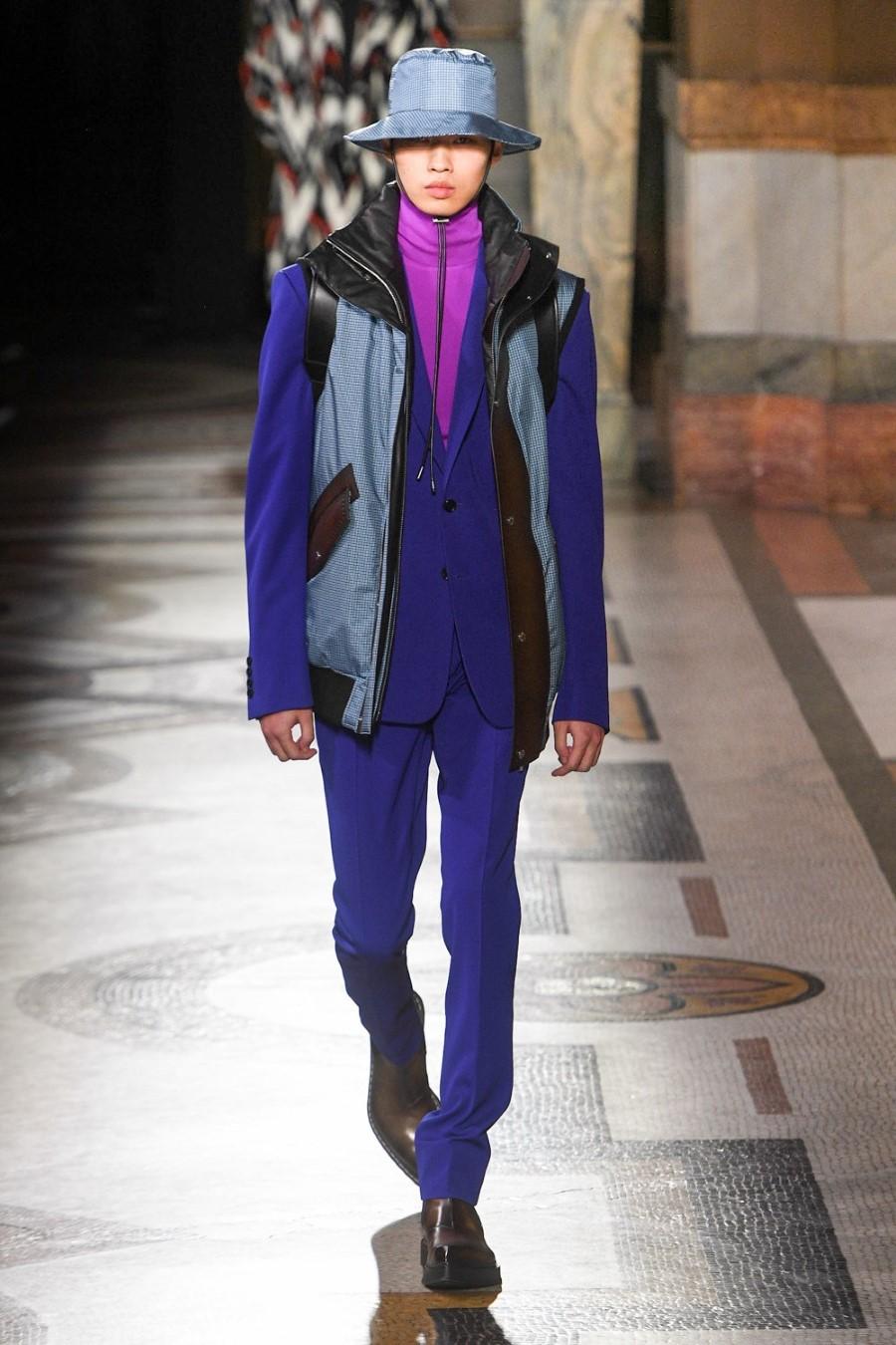 Berluti - Fall Winter 2020 - Paris Fashion Week Men's