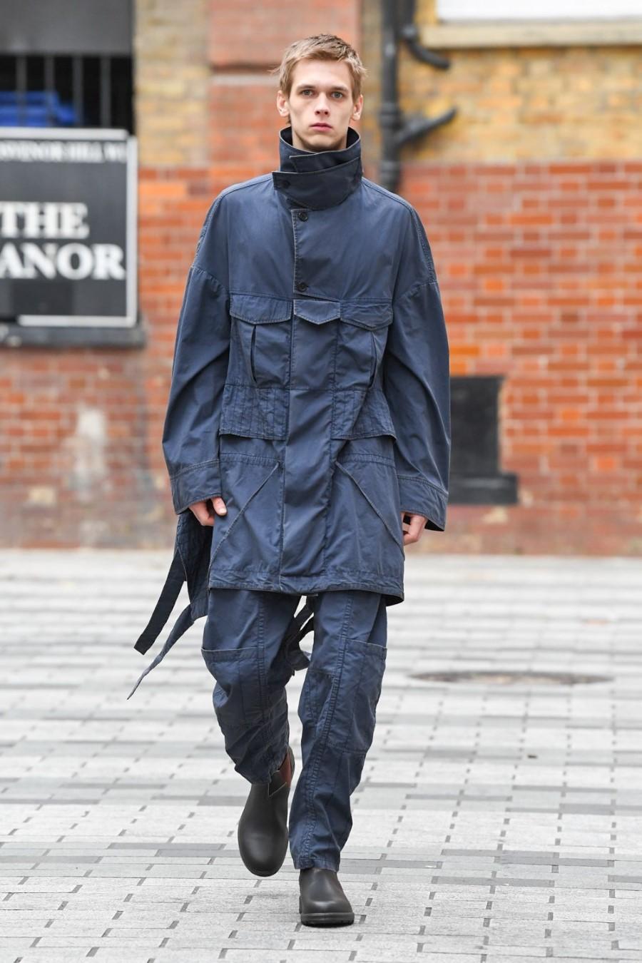 Chalayan Fall Winter 2020 - London Fashion Week Men's