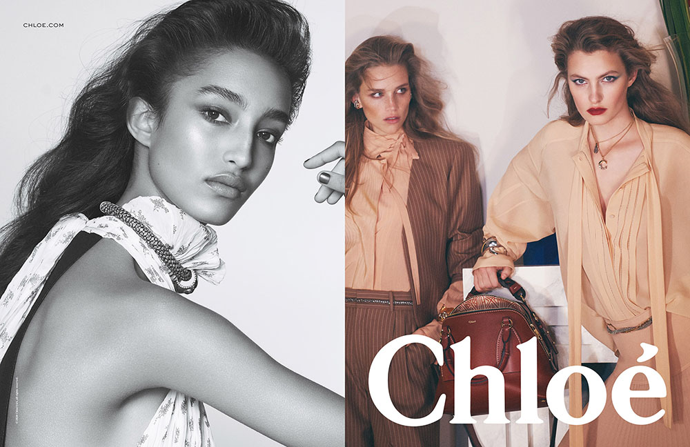 Chloé Spring Summer 2020 Campaign