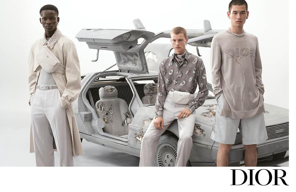 Dior Men Spring Summer 2020 Campaign