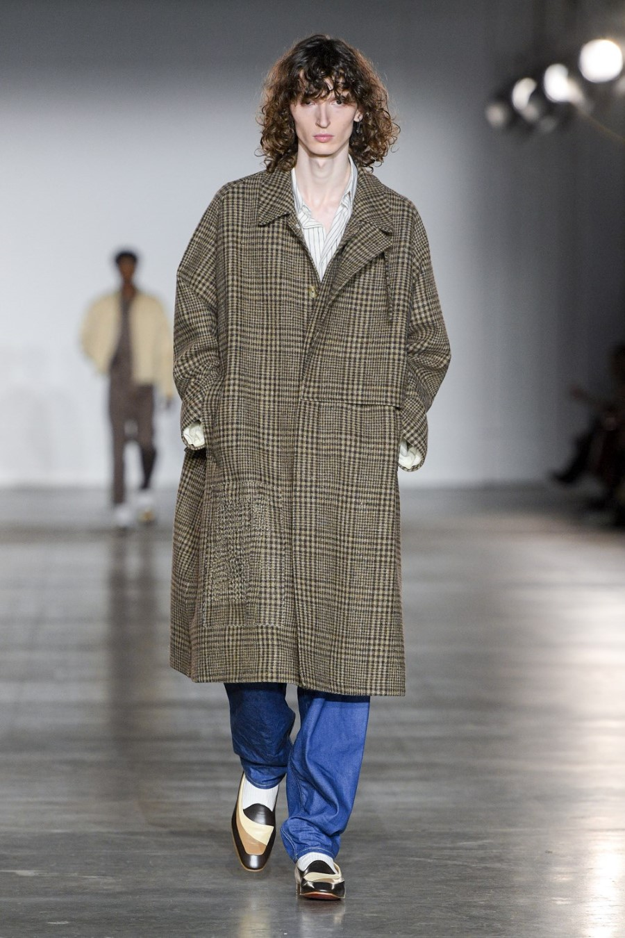 E. Tautz Fall Winter 2020 - London Fashion Week Men's