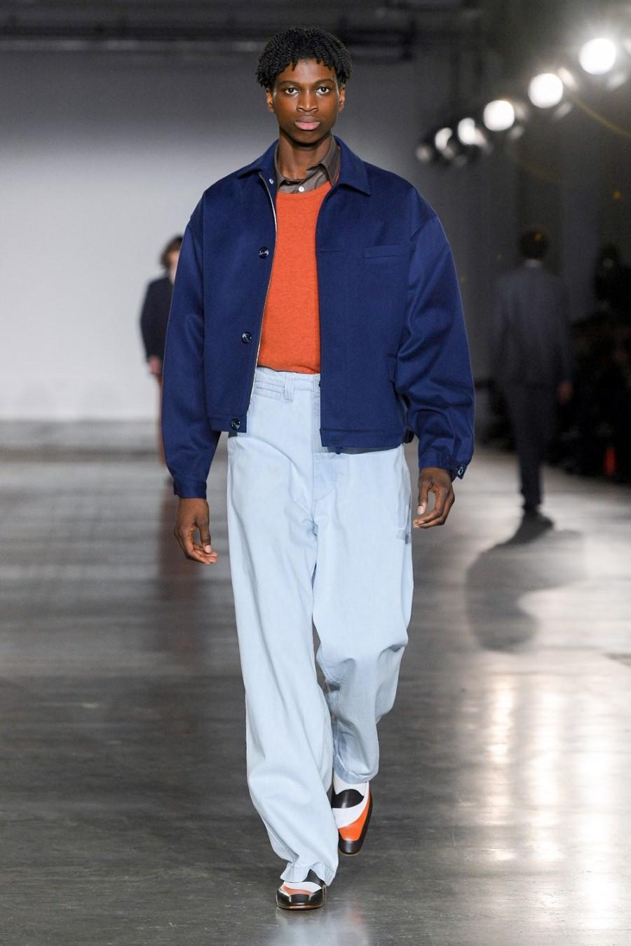 E. Tautz Fall Winter 2020 - London Fashion Week Men's