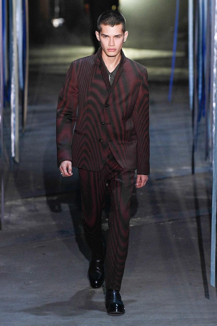 Ermenegildo Zegna - Fall Winter 2020 - Milano Fashion Week Men's