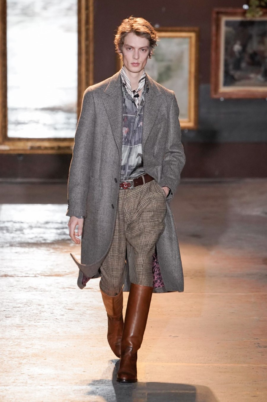 Etro - Fall Winter 2020 - Milano Fashion Week Men's